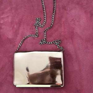 Handbags - Rose Gold Clutch 👛